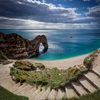 Durdle Steps